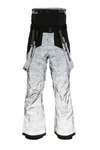 Rehall skibroek Digger-R grijs/zwart, Grijs/zwart