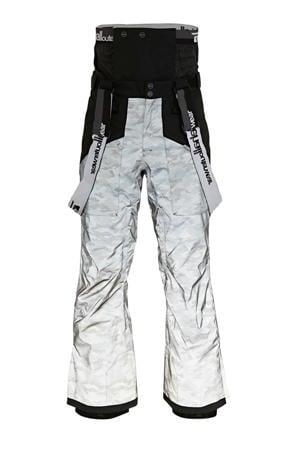 skibroek Digger-R grijs/zwart