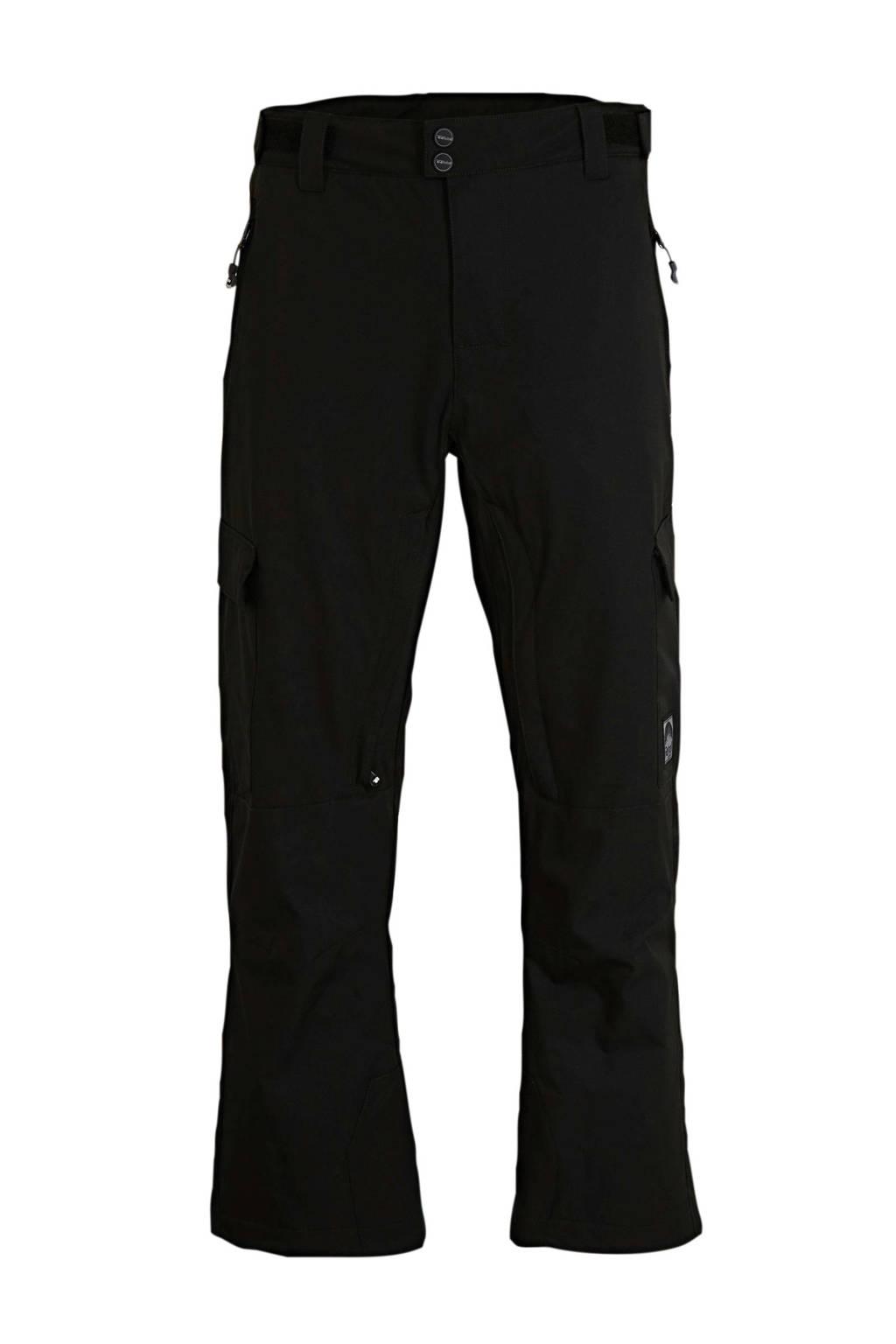 Rehall skibroek Edge-R zwart, Zwart