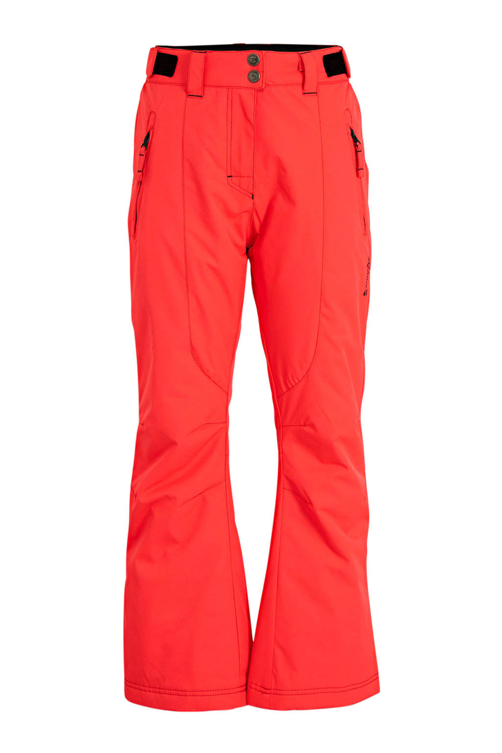 Rehall skibroek Abbey-R jr rood, Rood