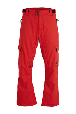 skibroek Edge-R rood