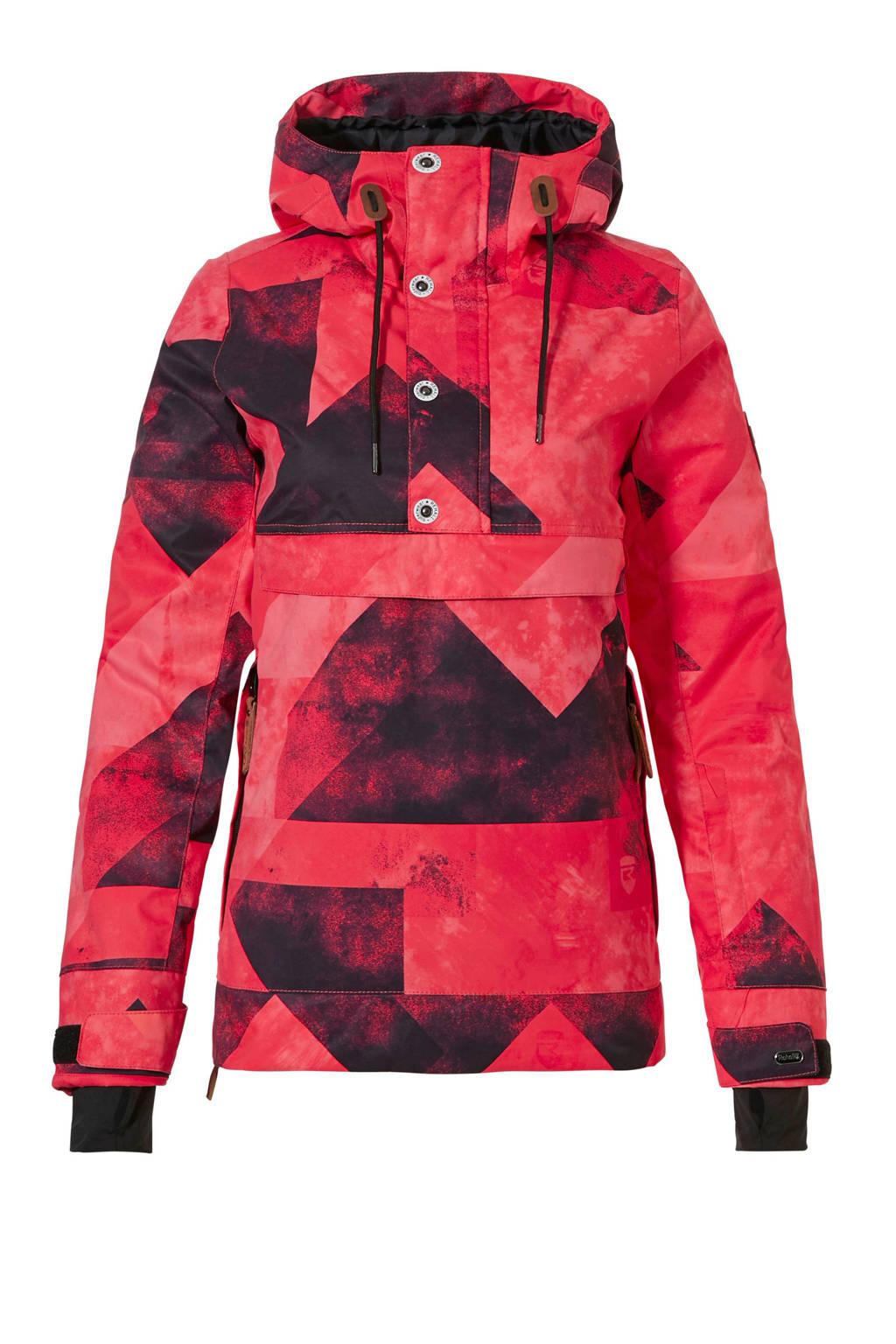 Rehall jack Frida-R rood/roze/zwart, Rood/roze/zwart