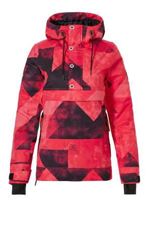 jack Frida-R rood/roze/zwart