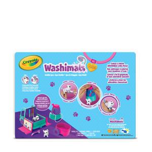 Washimals Spa Speelgoedauto set