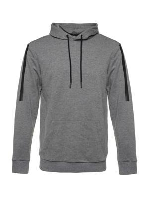 outdoor hoodie grijs