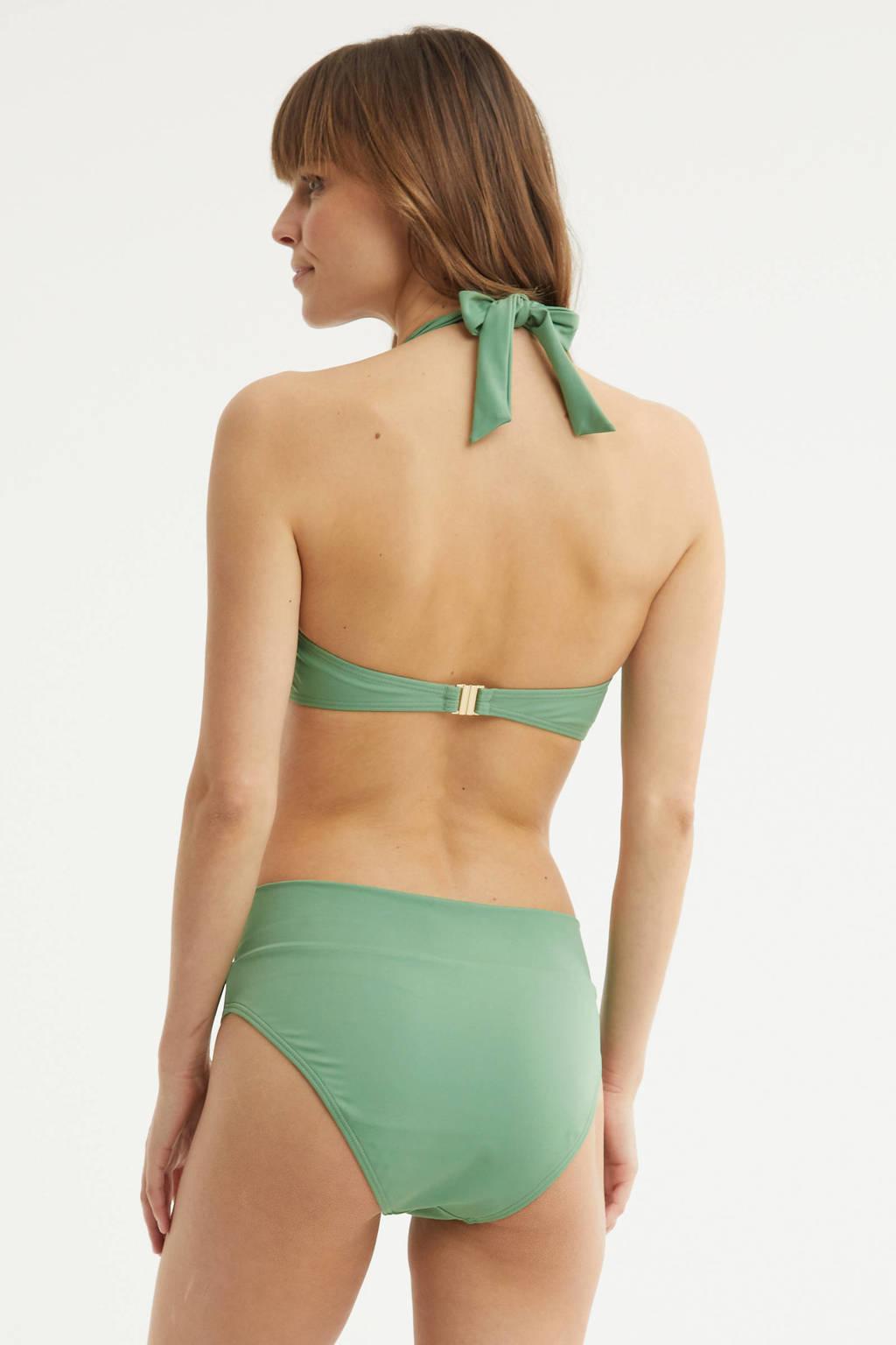 BEACHWAVE bikinibroekje lichtgroen, Lichtgroen