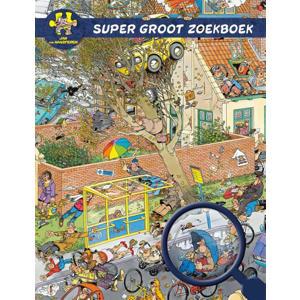 Jan van Haasteren Super Groot Zoekboek