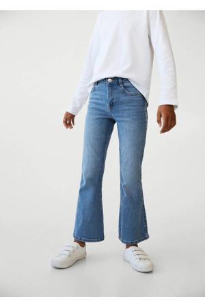flared jeans lichtblauw
