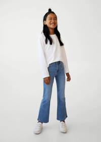 Mango Kids flared jeans lichtblauw, Lichtblauw