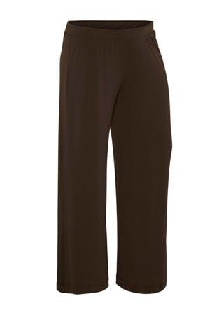 jersey broek bruin