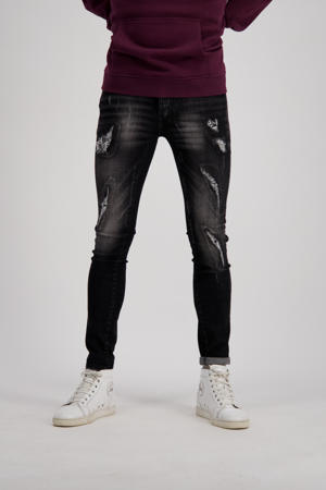 skinny jeans Jungle vintage black