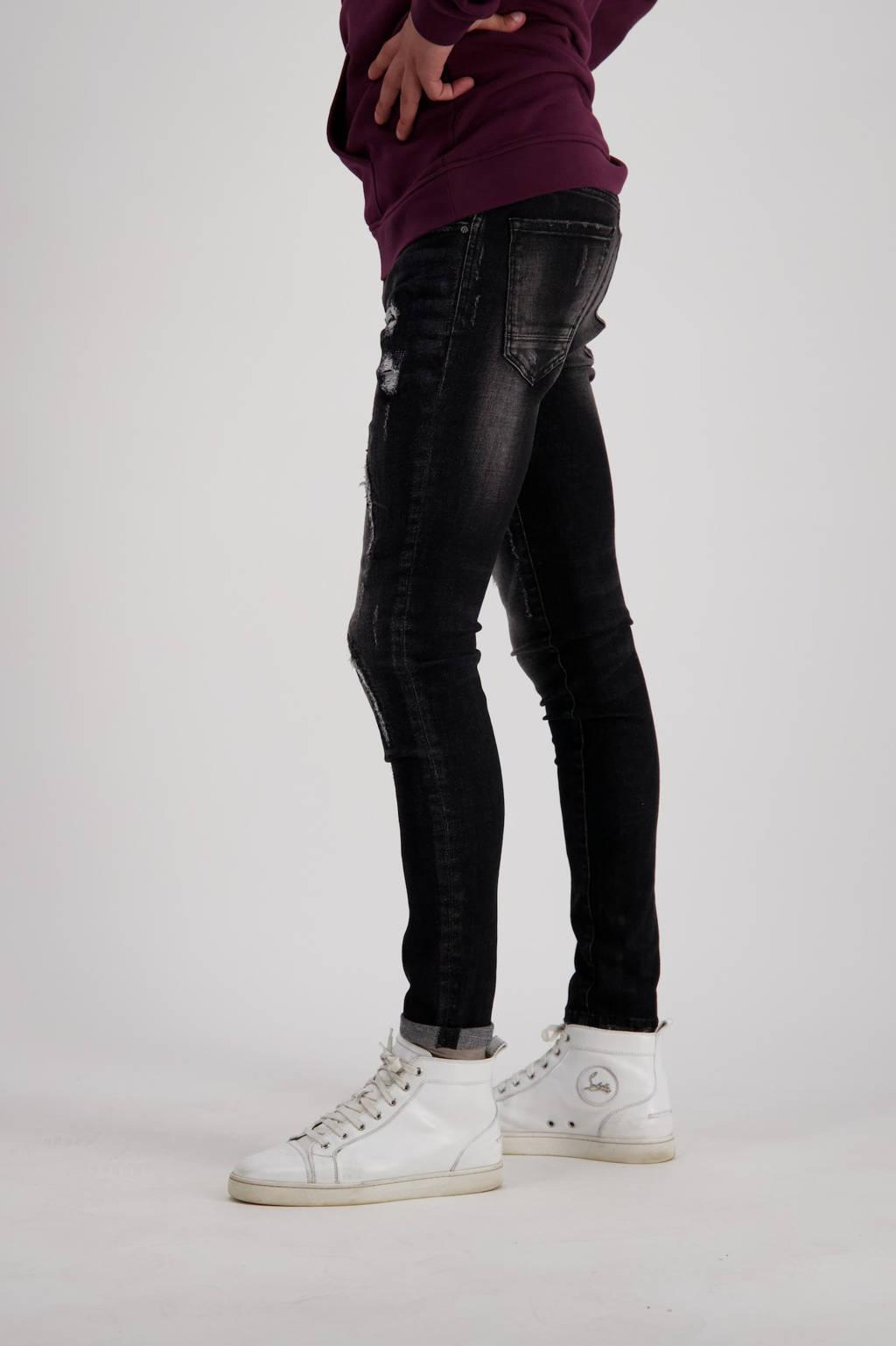 Raizzed super skinny jeans Jungle vintage black,  Vintage Black 32