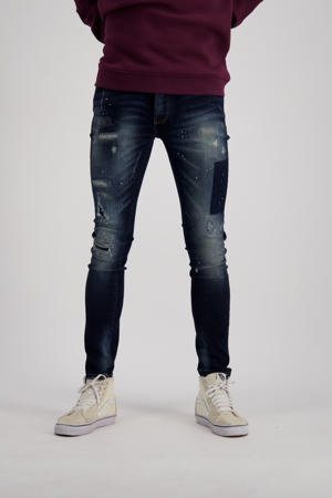 skinny jeans Jungle dark blue stone