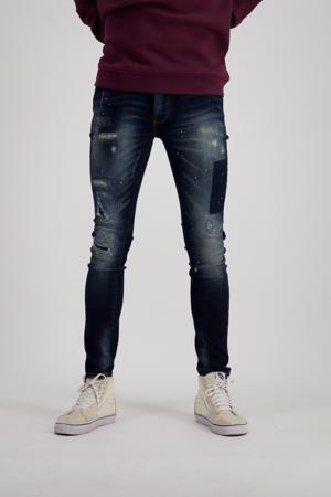 slim jeans Jungle dark blue stone