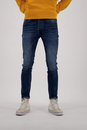 super skinny jeans Jungle mid blue stone