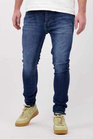 super skinny jeans Jungle mid blue stone