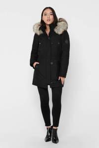 ONLY jas ONLIRIS zwart, Zwart