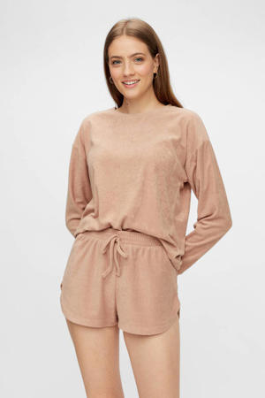 sweater Dunja taupe