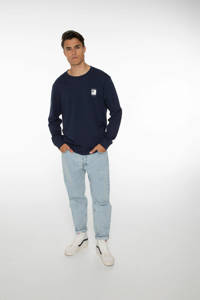 Protest longsleeve Shelby donkerblauw, Ground Blue
