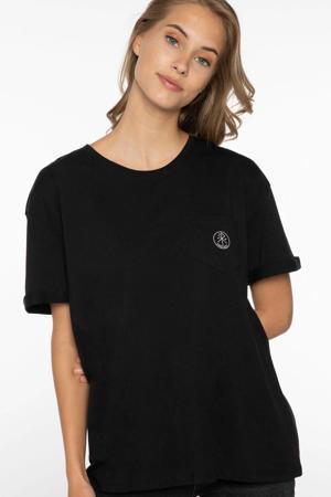 T-shirt true black