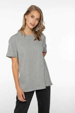 T-shirt dark grey melee