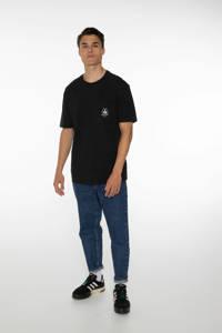 Protest T-shirt Isiah zwart, True black