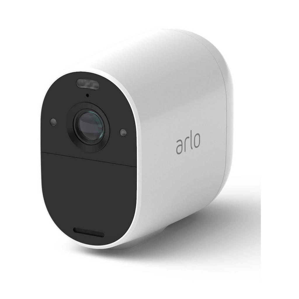 Arlo Essential Spotlight beveiligingscamera 1 stuk (wit), Wit