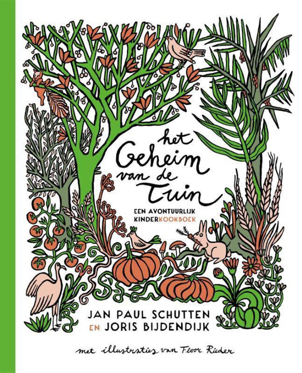 Het geheim van de tuin - Jan Paul Schutten