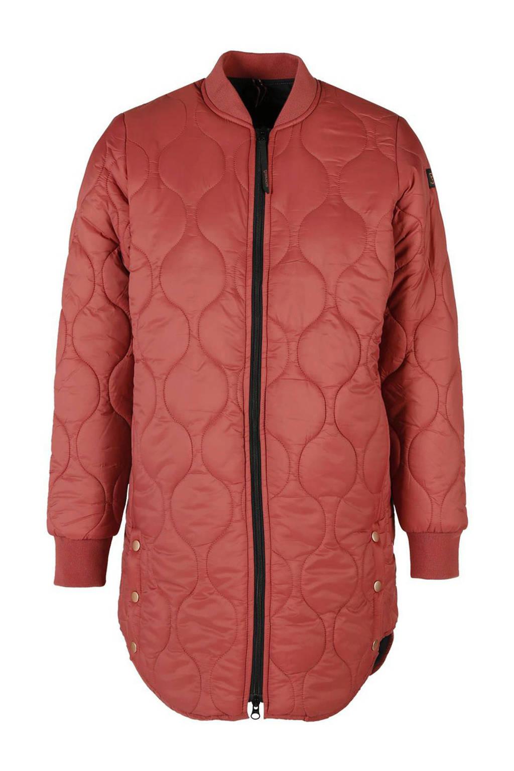 Brunotti gewatteerde jas rood, Rood