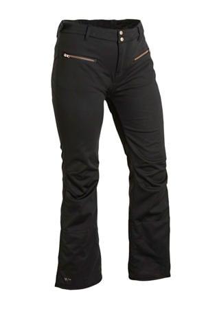 Plus Size skibroek Silverlake zwart