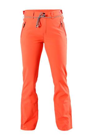 skibroek Tavors oranje/rood