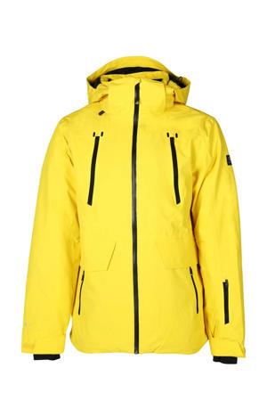 ski-jack Boran geel