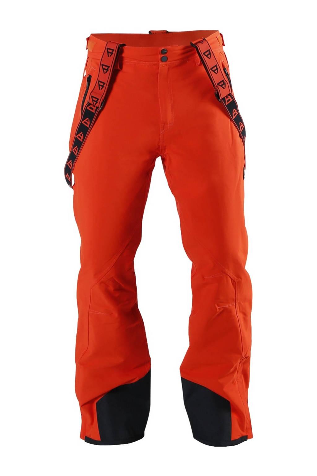 Brunotti skibroek Damiro rood, Rood