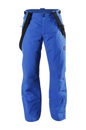skibroek Footstrap blauw