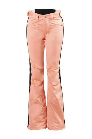 softshell skibroek Silvereye jr roze