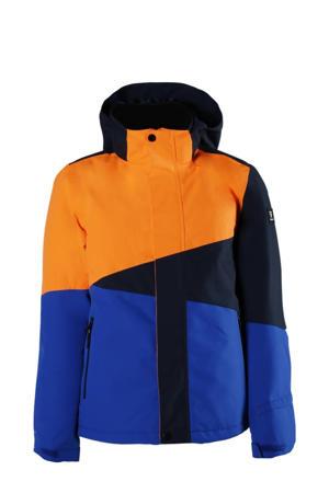 jack Idaho jr blauw/oranje/zwart