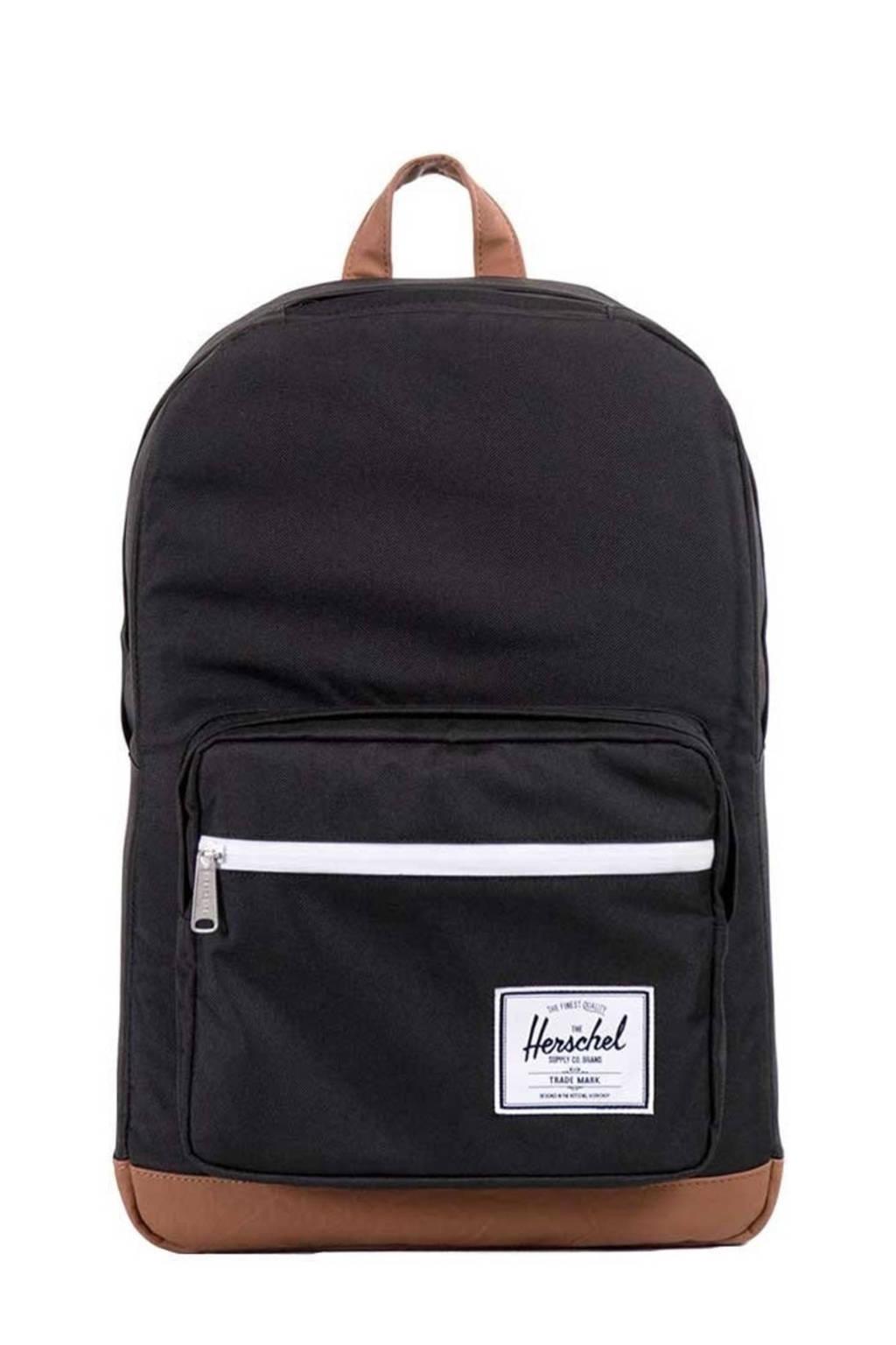 Herschel  rugzak zwart, Zwart