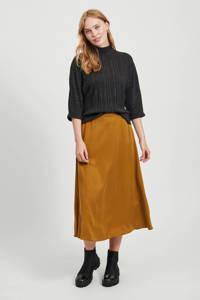 OBJECT trui zwart, Zwart
