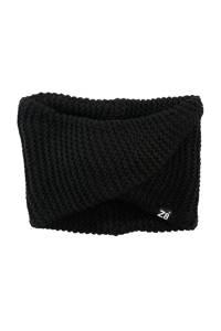 Z8 sjaal Shay zwart, Zwart