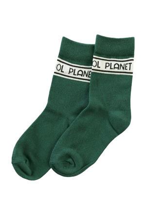 sokken Joeri groen