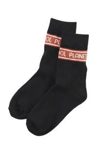 Z8 sokken Joeri zwart, Zwart