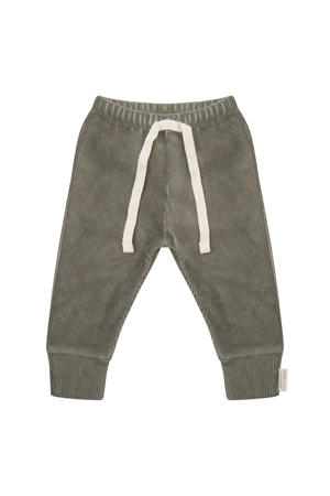 legging Corduroy Green