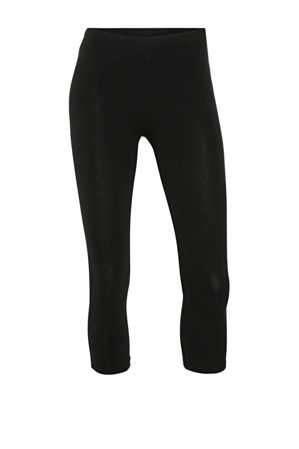 anytime capri legging zwart, Zwart