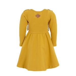 baby A-lijn jurk met biologisch katoen honing