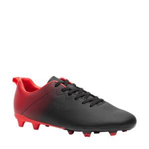 Fade  Sr. voetbalschoenen zwart/rood