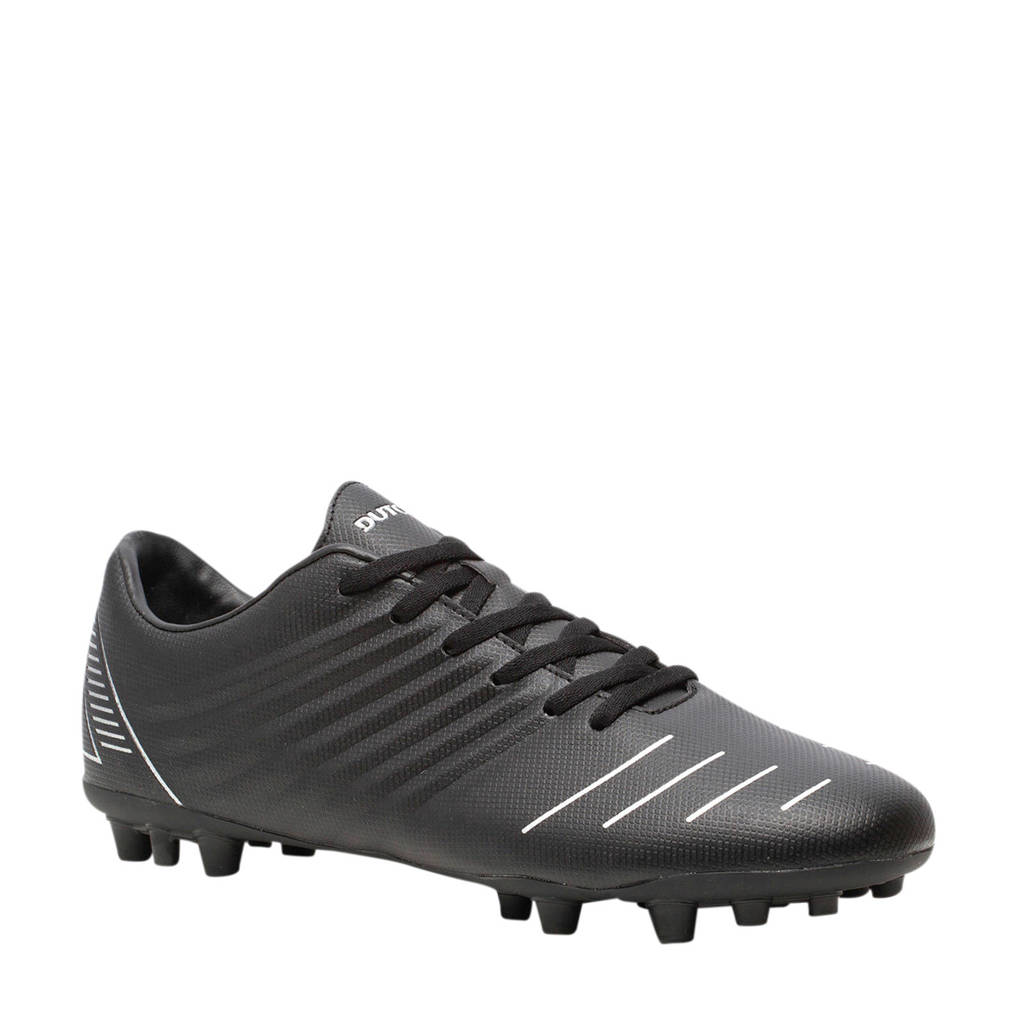 Scapino Dutchy   Sr. voetbalschoenen zwart, Zwart