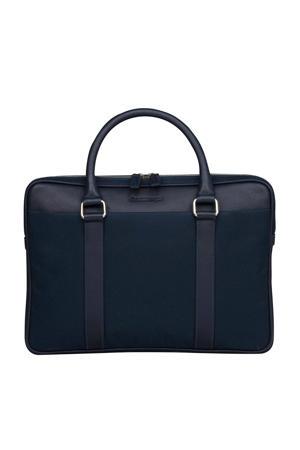 14 inch laptoptas Stelvio  (Blauw)