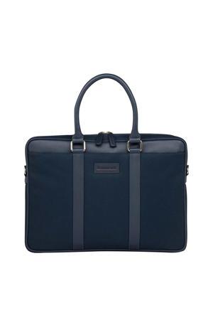 15 inch laptoptas Fifth Avaneue (Blauw)