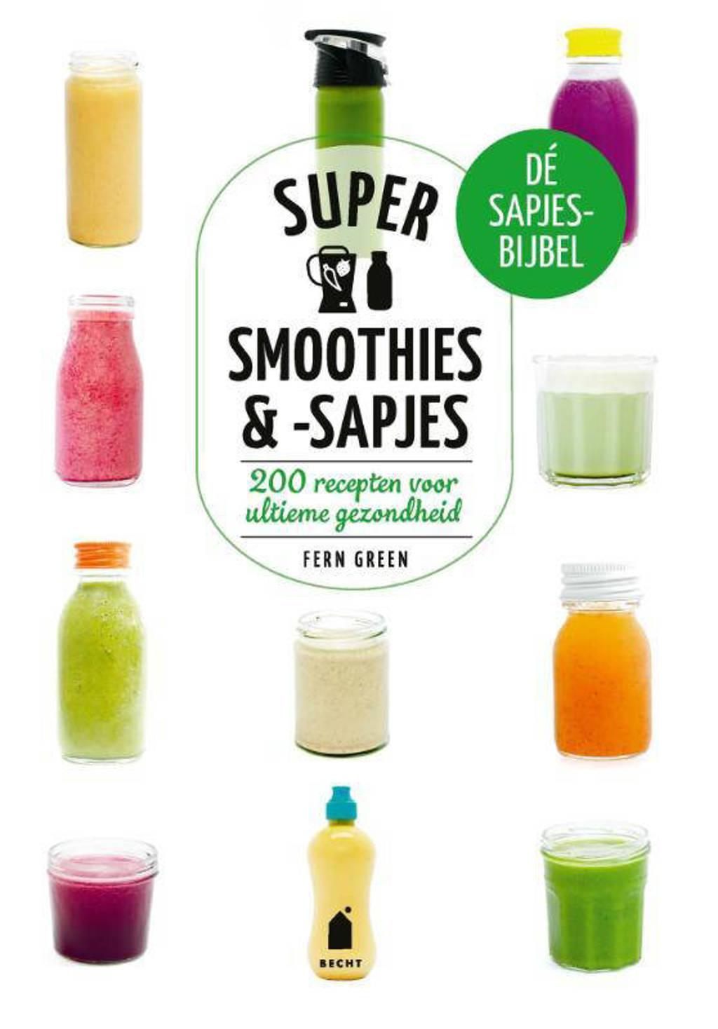 Supersmoothies & sapjes - Fern Green