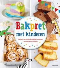 Bakpret met kinderen - Gabriele Guetzer en Juliette Rinner